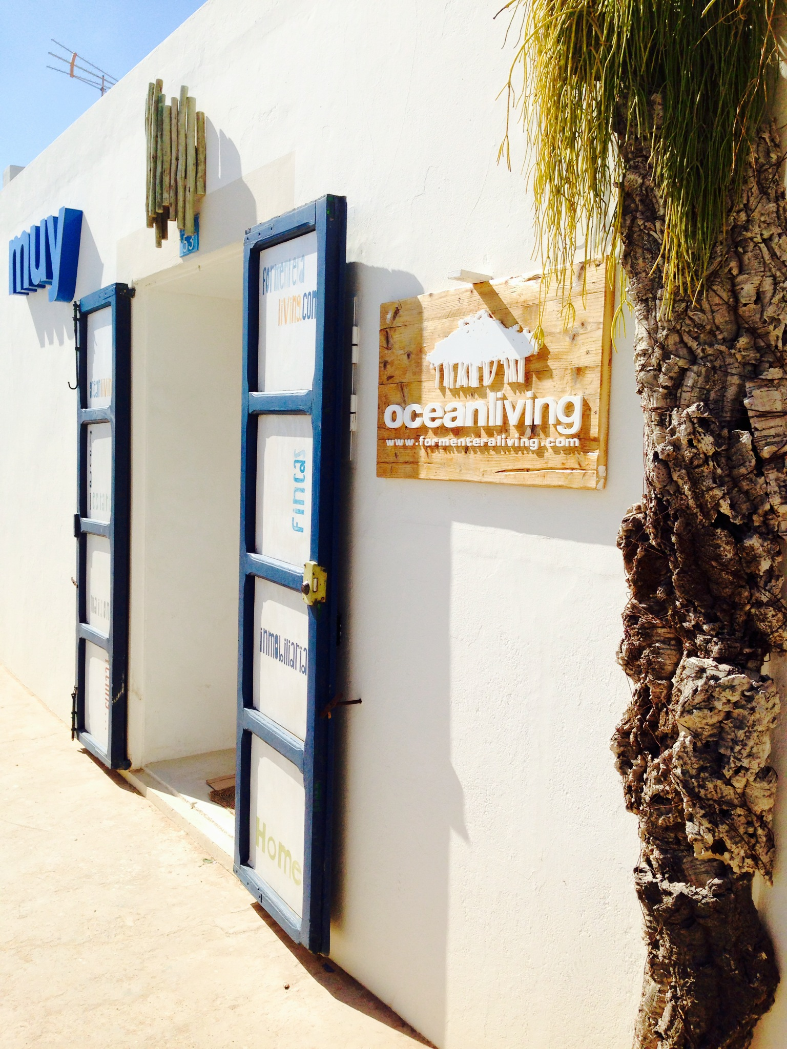exterior real estate agency Oceanliving